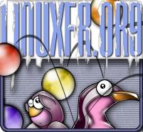 Logo LinuxFr.org à la FB